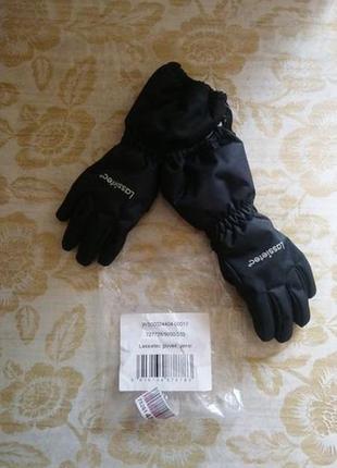 Перчатки, варежки, рукавицы, краги lassie, lassietec