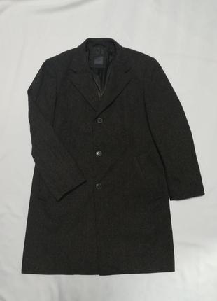 Демісезонне пальто із шерсті від німецького виробника montego