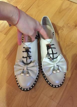Туфли кожа натуралка р.38,38,5