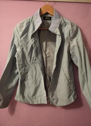 Приталенная курточка