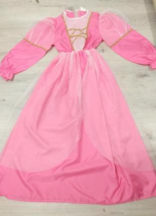 Карнавальный костюм в дворцовом стиле. платье золушки.
