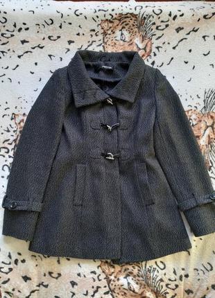 Пальто женское 34 размер (xs)