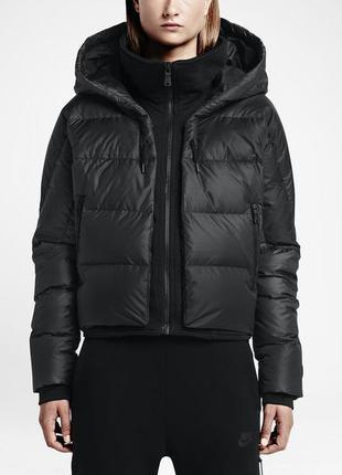 Пуховая куртка пуховик nike uptown 550 down cocoon jacket2