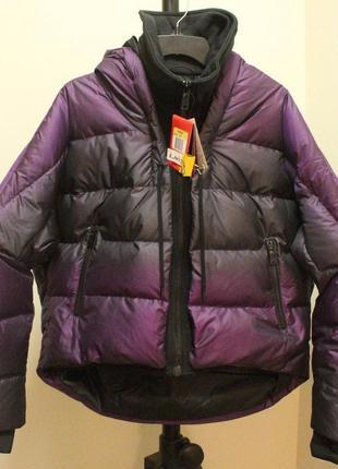 Пуховая куртка пуховик nike uptown 550 down cocoon jacket5