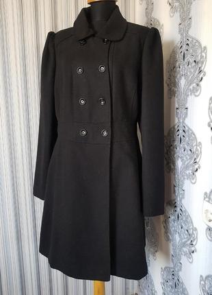Брендовое демисезонное пальто 18 размер dorothy perkins
