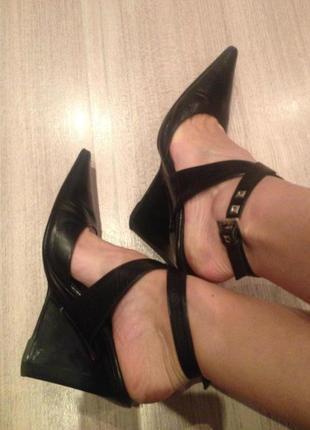 Casadei открытые туфли оригинал
