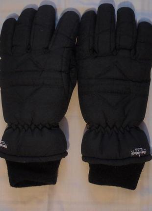 Перчатки теплыйe thinsulate 3m 40gram insulation