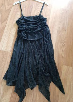 Платье туника вечернее