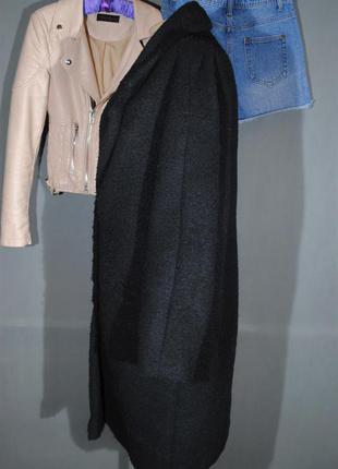 Трендовое пальто-кокон из модных луков atmoshere размер uk10 (s/m) бойфренд5