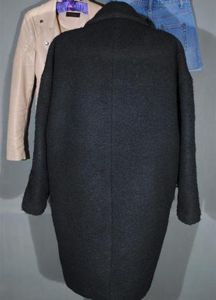 Трендовое пальто-кокон из модных луков atmoshere размер uk10 (s/m) бойфренд3