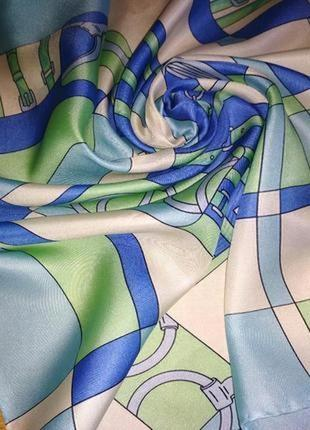 Jammer&leufgen шейный платок, аксессуар для сумочки из натурального шелка,шов роуль