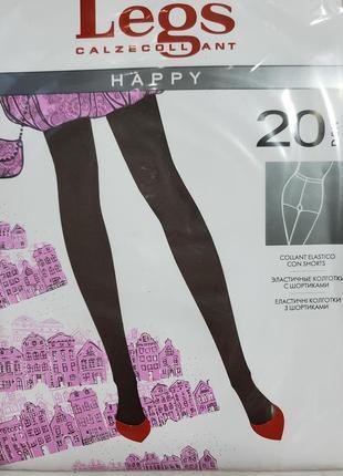 Колготки legs happy 20