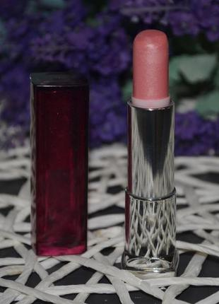 Фирменная помада для губ maybelline new york color sensational оригинал