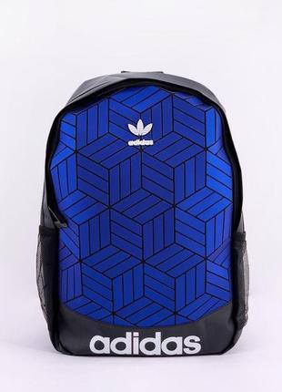 Рюкзаки adidas 3d blue