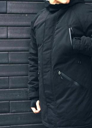 Новая мужская весенняя демисезонная парка| высокое качество| куртка