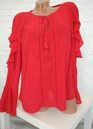 Мега крутая блузка new look