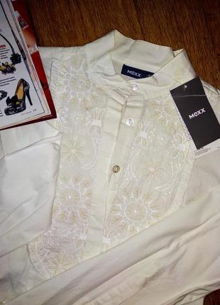 Стильная рубашка фирмы mexx