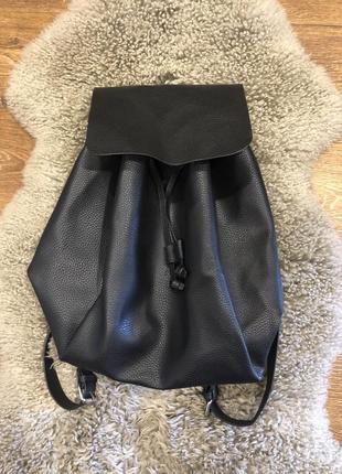 Городской шикарный рюкзак zara