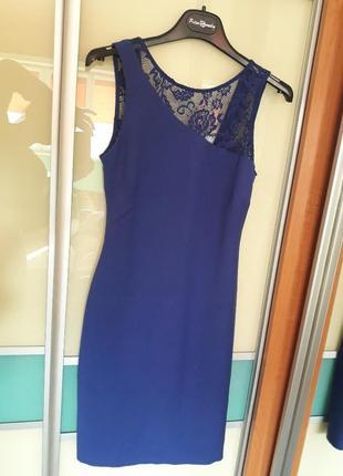 Обтягивающее приталенное платье zara