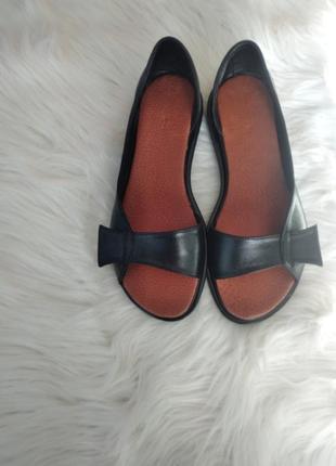 💎 топ распродажа !кожаные босоножки туфли открытие