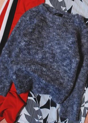 Тотальная распродажа! крутейший зимний свитер дорогого бренда