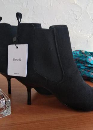 Ботинки bershka размер 37