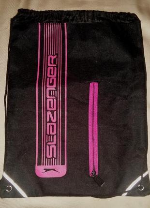 Брендовый спорт рюкзак от slazenger.оригинал