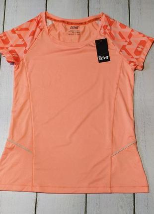 Женская функциональная футболка мягусенькая р. s 36 38 германия crivit