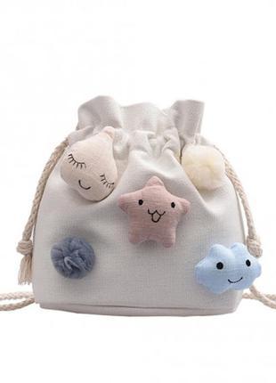 Сумка-мешок. сумочка