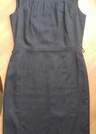 Классическое платье-сарафан1 фото