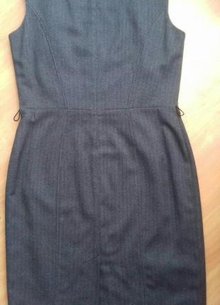 Классическое платье-сарафан2 фото