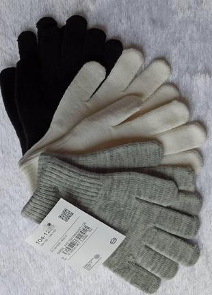 Набор перчаток h&m англия