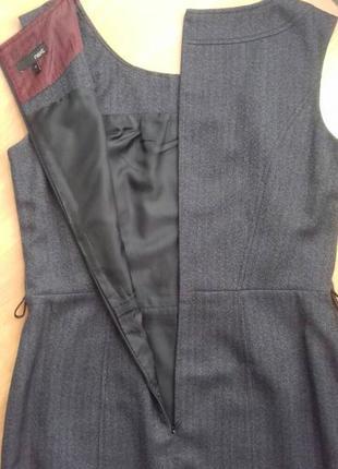 Классическое платье-сарафан3 фото