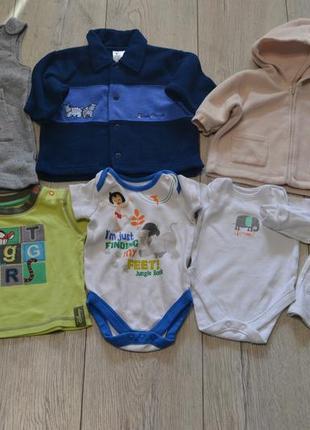 Набор  для малыша 8 вещей -1-3мес