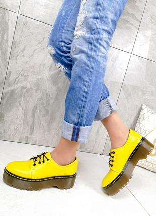 Натуральные туфельки хит