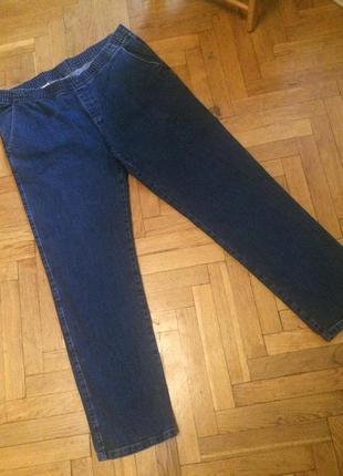 Стильные джинсы,джогеры,брюки на резинке от bexleys,германия