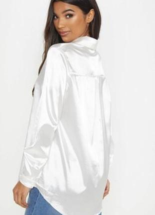 💞кремовая  симпатичная рубашка 12/14.распродажа.