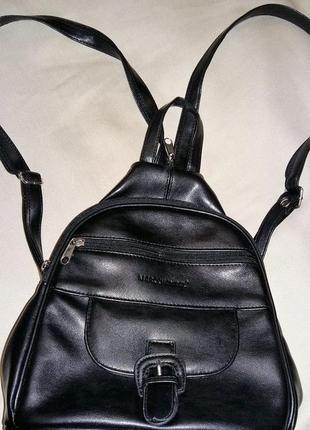 Модный женский рюкзак сумка от бренда marc chantal.оригинал.