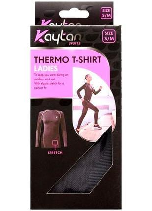 Женское термобелье зональное  реглан кофта  kaytan sport