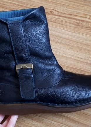 Ботинки полусапожки dr. martens tana р.40 оригинал натуральная кожа