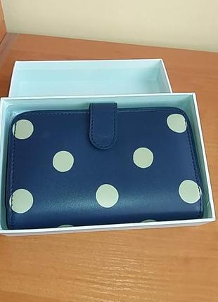 Новый кожаный кошелек от cath kidston