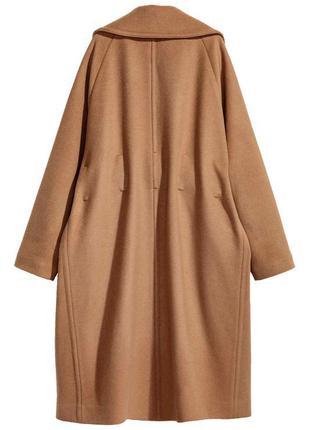 Пальто h&m studio  oversize2