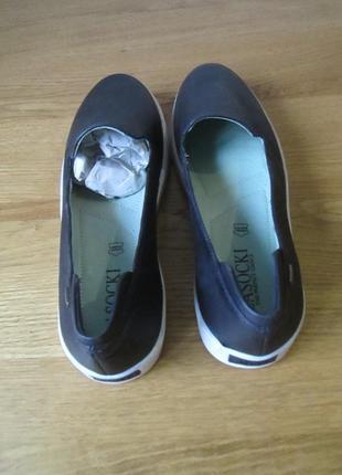 Туфли мокасины lasocki р.38.оригинал.сток8 фото