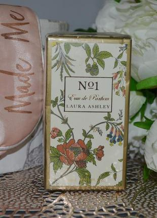 Laura ashley eau de parfum no.1 лаура эшли №1 парфюмированная вода 30ml