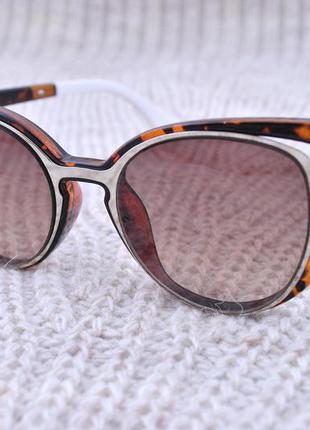 Новые очки кошечки fendi