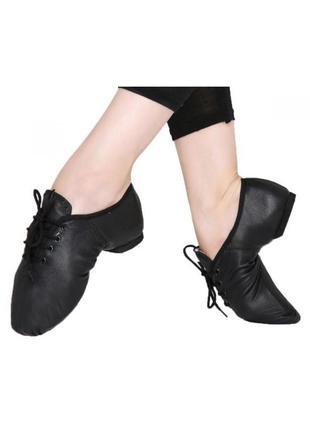 Кожа  bloch джазовки обувь танцевальная 21 см кожаные