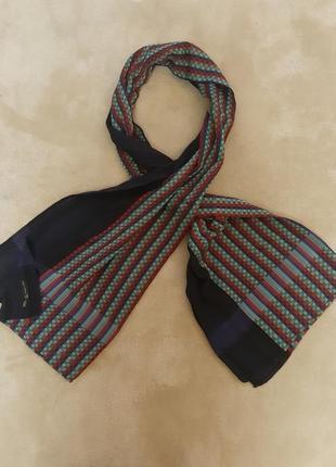 Легкий шарф унисекс,  tom tailor