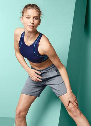 Спортивные шорты dryactive plus от tchibo(германия)