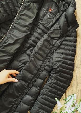 Куртка тонкий пуховик daune