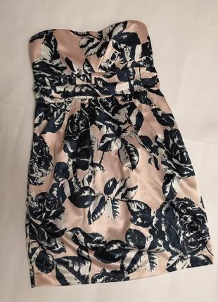 Брендовое платье amisu, размер 36